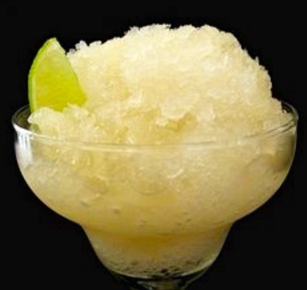 Denise Downey Let's Cook Rock'n'Roll Frozen Margarita